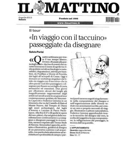 2---IlMattino_6-4-13